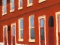 Old Red Row Houses